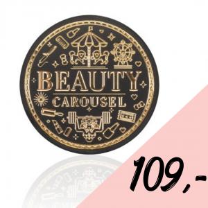 Beauty Carousel Geschenkgutschein als physischer Jeton