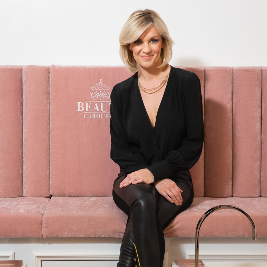 Carolin Skorbier; Founder Beauty Carousel GmbH